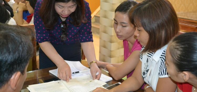 Mô hình trường học mới ở Hưng Yên